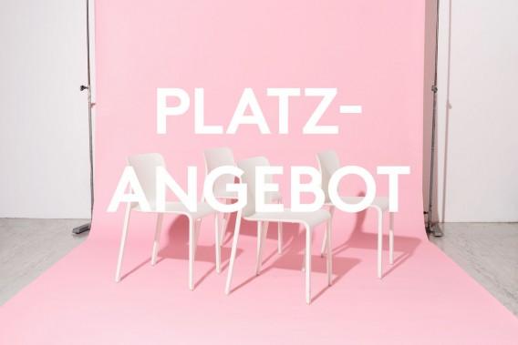 Platzangebot: Designer