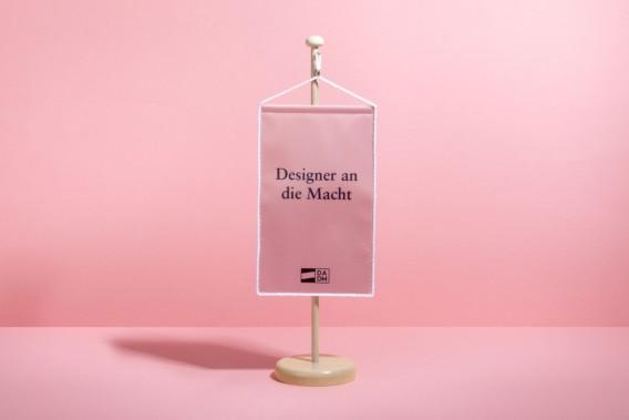 Designer an die Macht
